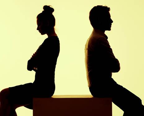 داستان کوتاه طلاق